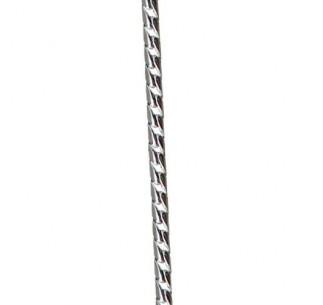 Collares de cadena PLATEADO
