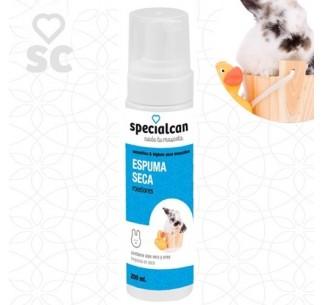 Specialcan espuma seca para roedores