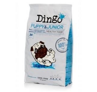 Pienso para perros Dingo PUPPY & JUNIOR