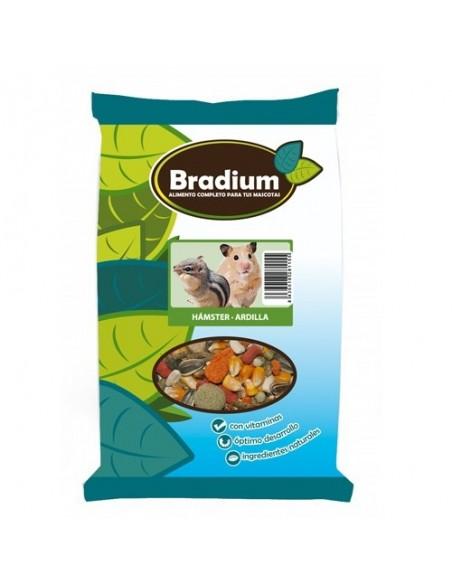 Bradium Mixtura Hámster y Ardilla