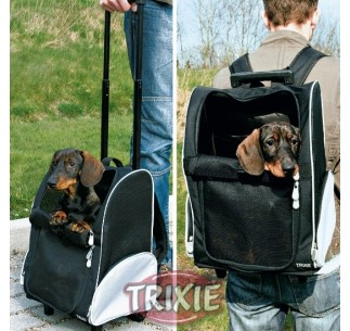 Trixie Mochila-Transportin,Trolley