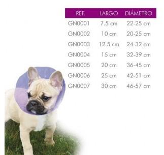 Protectectores Isabelinos para perros y gatos