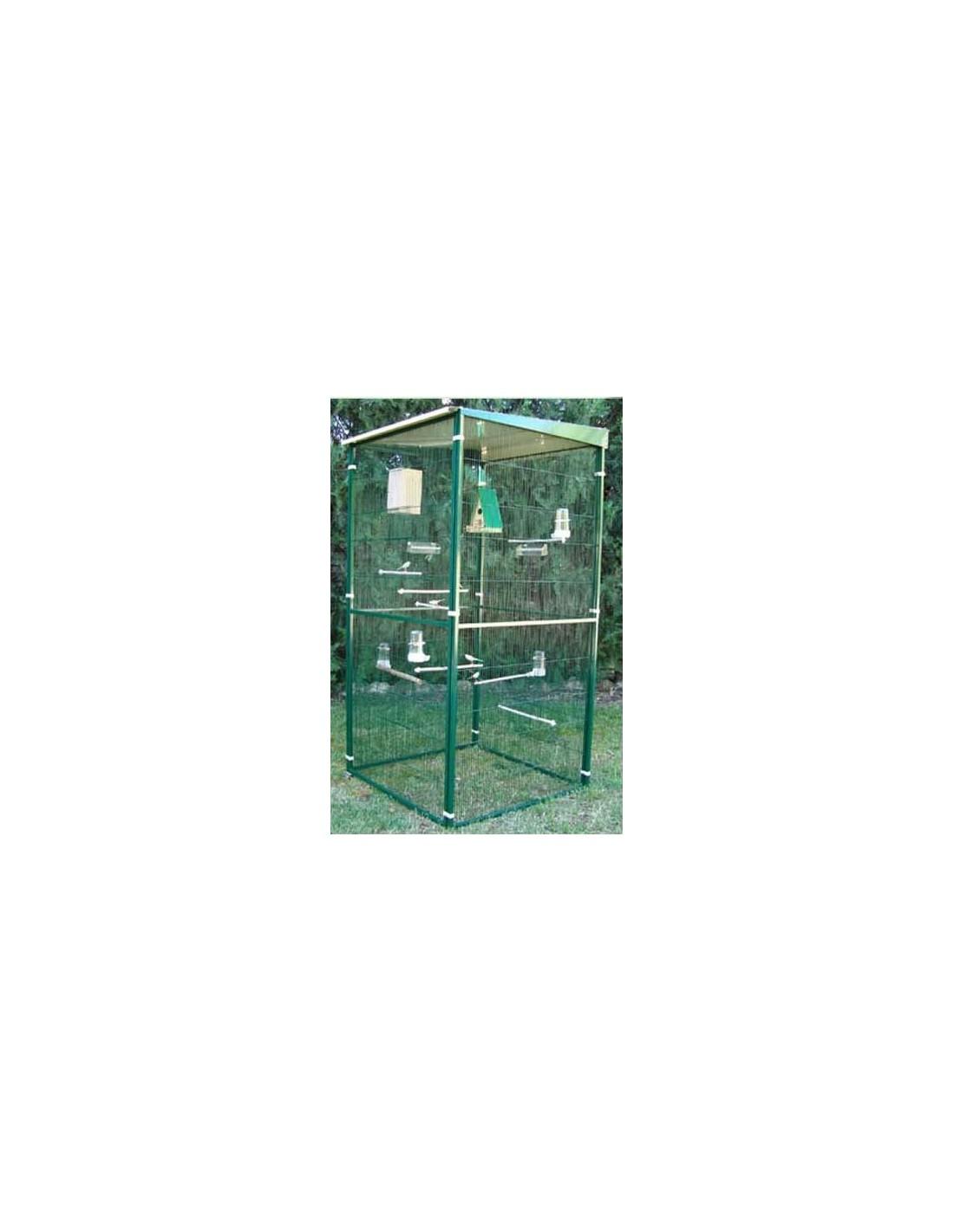 voladero jardin 1m2 voladeros p jaros imor