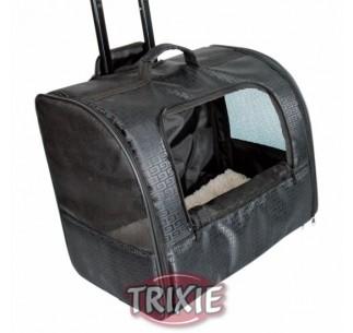 Transportín Trolley para perros Trixie