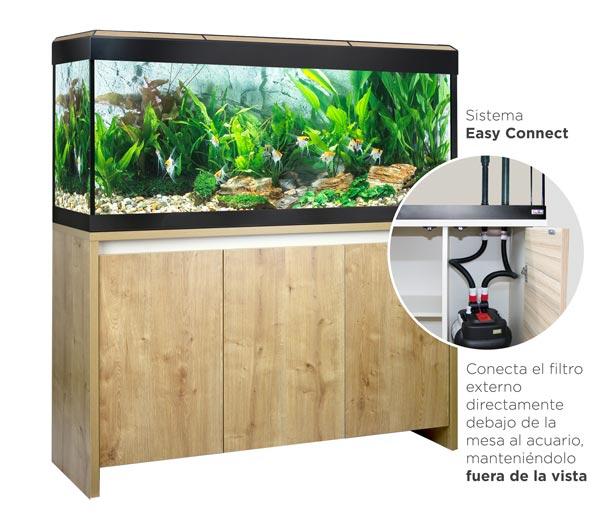 Easy connect acuario fluval